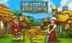 Im bunten Browsergame My Little Farmies erschafft ihr eure eigene Dorfgemeinschaft. Auf einer grünen Wiese errichtet ihr in der Landwirtschaftssimulation Produktionsgebäude, pflanzt Roggen, Weizen, Pflaumen, Bäume und eine Vielzahl weiterer […]